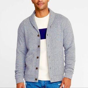 Old Navy Shawl Sweater Fleece Cardigan Size XXL